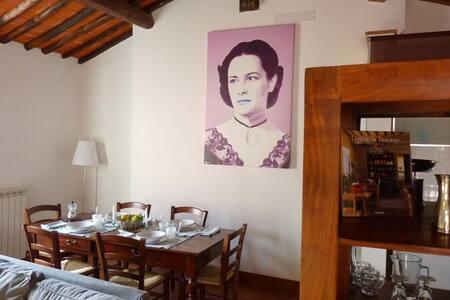 Casa Gina - Lucca, Viareggio, Versilia, Massarosa