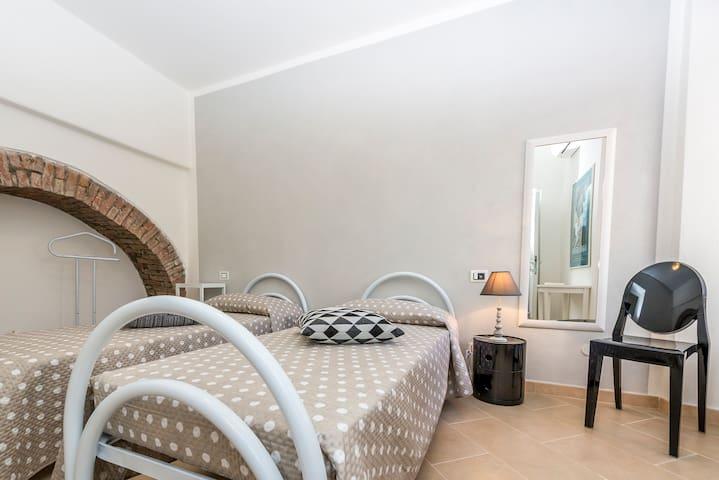 Gym Suite (Luxury Apartment) - Manarola - Lägenhet
