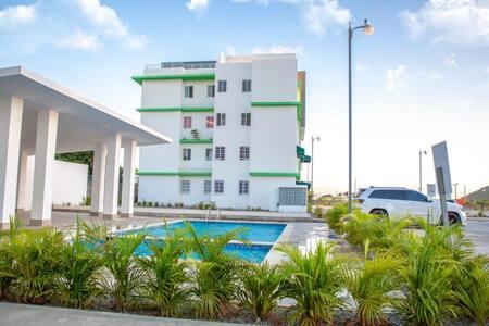 LAS ARECAS RENTAL BANI DOMINICAN REPUBLIC 🇩🇴 AirBnB