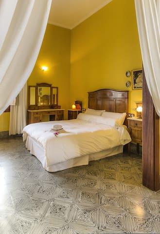Casa Lola y Juan, Suite Lola y Juan - Haría - Bed & Breakfast