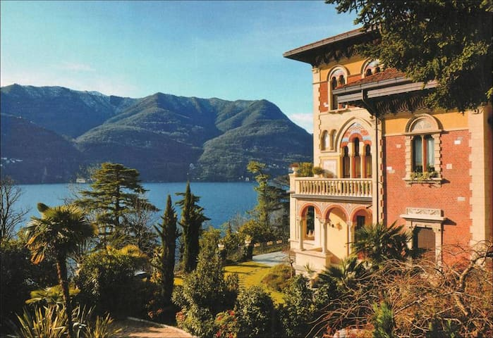COMO LAKE VIEW,  AMAZING PENTHOUSE - Laglio - Apartment