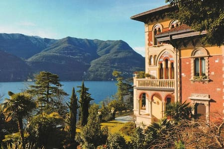 COMO LAKE VIEW,  AMAZING PENTHOUSE - Laglio