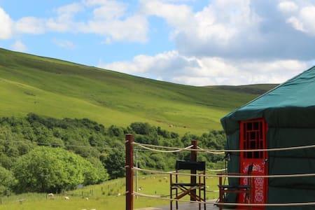 Ettrick Valley Yurts Glamping  - Selkirk - 蒙古包