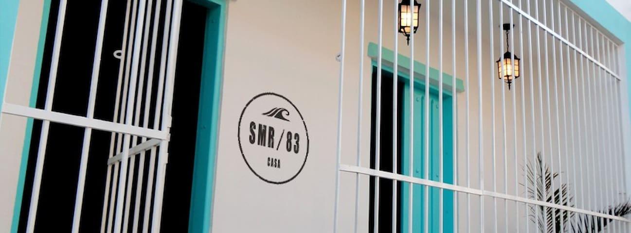 Habitación Privada en Casa Colonial - Santa Marta - Haus