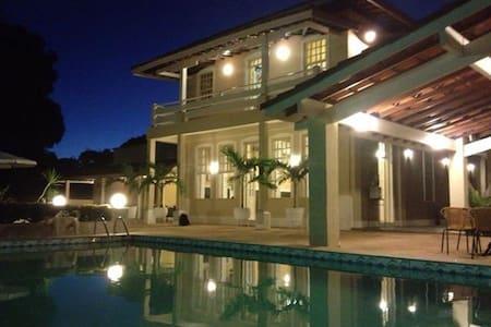 Large villa with seaview - Vera Cruz
