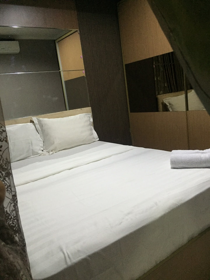 Comfy apartment in central jakarta