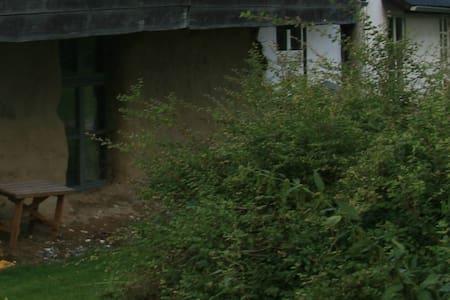 Strohballen Haus - Auning