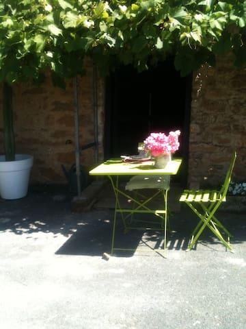 chambre d'hôtes de charme - Saint-Cernin-de-Larche - Annat