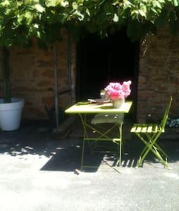chambre d'hôtes de charme - Saint-Cernin-de-Larche