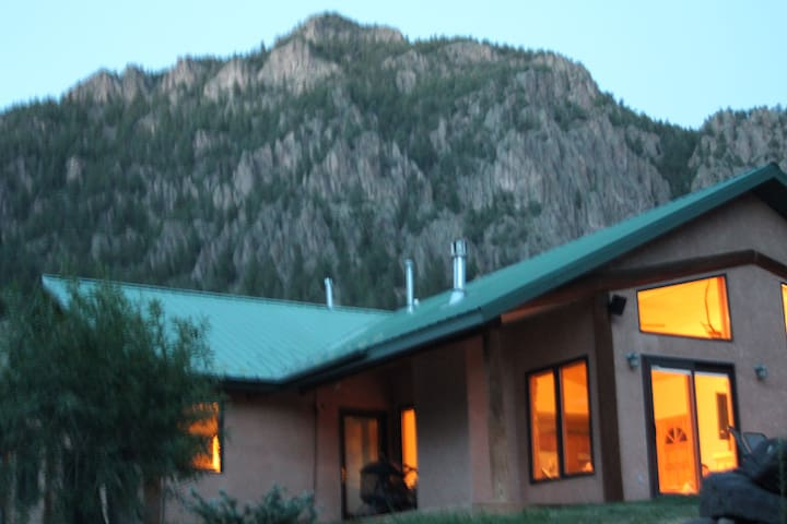 Home on the Rio Grand - South Fork - Huis