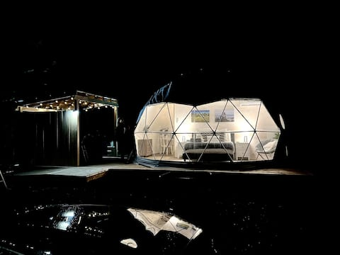 FUNDY DOME TENTS - THE CLAYTON