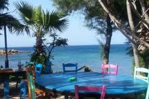 sirena bay beach