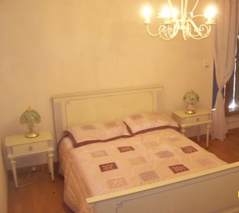 Les Peupliers  Maison /chambre d'hote - Saint-Jean-de-Thurac - 家庭式旅館