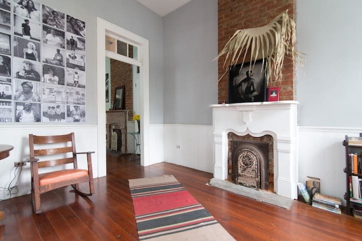 Simple Space in Heart of Bywater.