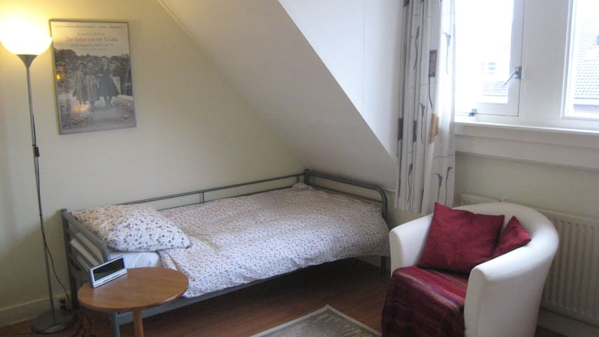 Nice room for one  - Nijmegen - Maison