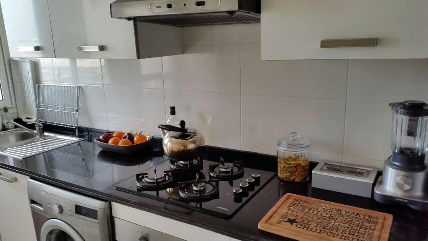 Bel appart a harhoura plage - Témara - Apartment