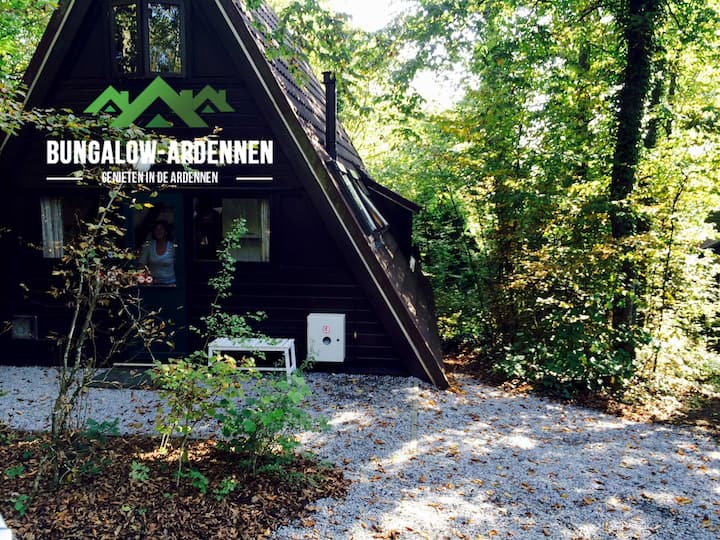 Heerlijk genieten in de Ardennen