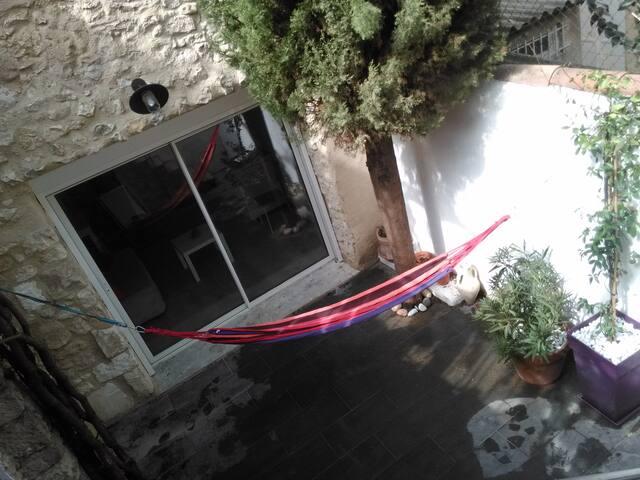 Chez Sophie-coquette maison-Luberon - Pertuis - Apartamento