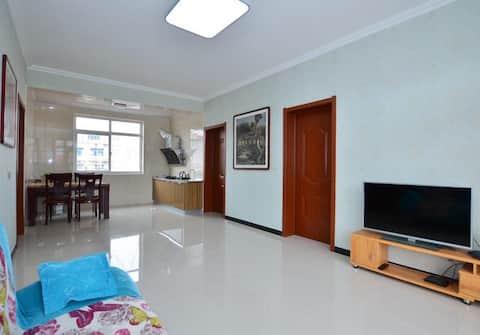 北戴河近海4室2厅4卫家庭公寓出租