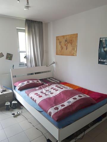 Stadtnahes schönes Appartment - Augsburg - Flat