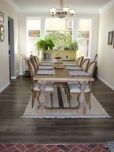 bright, open floorplan - Rocklin - Huis