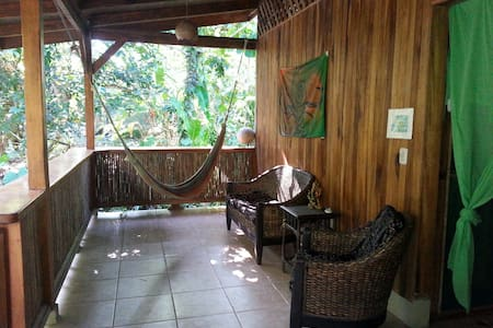 2 bedroom close to beach wifi - $57 - Cocles