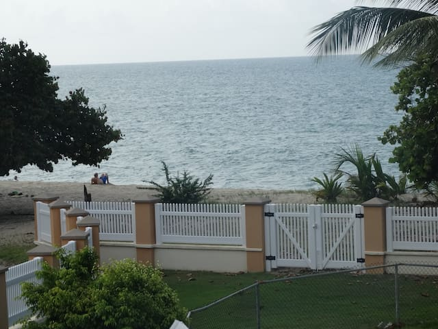 125 feet in front of the beach. - Loiza - Condominium