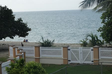 125 feet in front of the beach. - Loiza