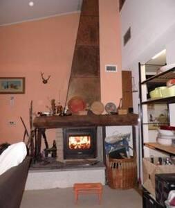 Appartamento con mansarda bosco