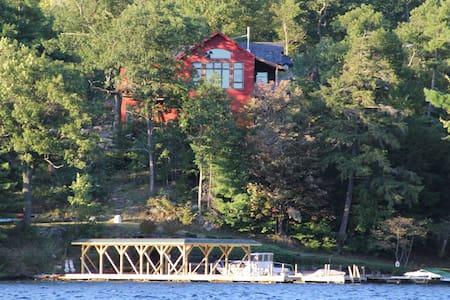 Lake George Waterfront Home - Lake George