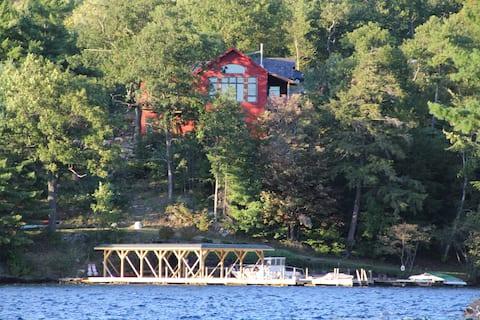 Lake George Waterfront Home