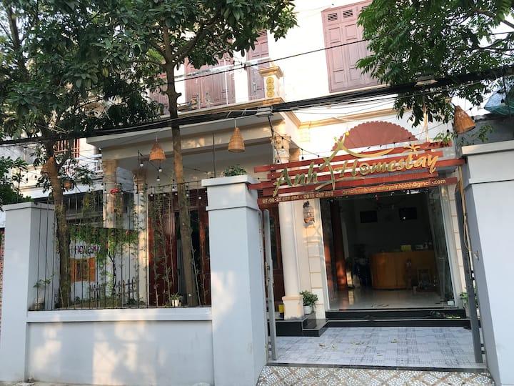 Anh homestay Ninh Bình
