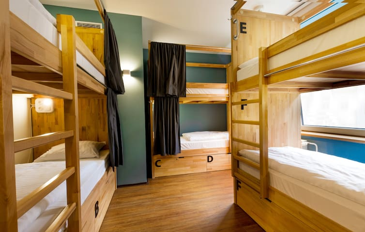 SAFESTAY for Women in a Cozy and Quiet Hostel