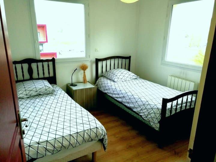 petite chambre, Rive droite CHU