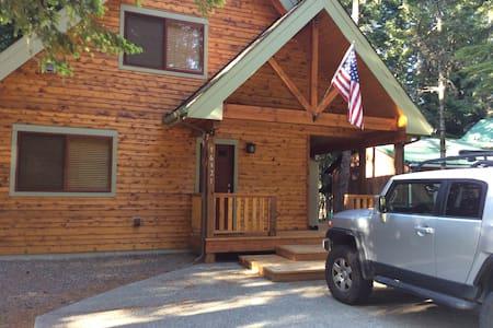 Beautiful new cabin near Crystal! - Enumclaw