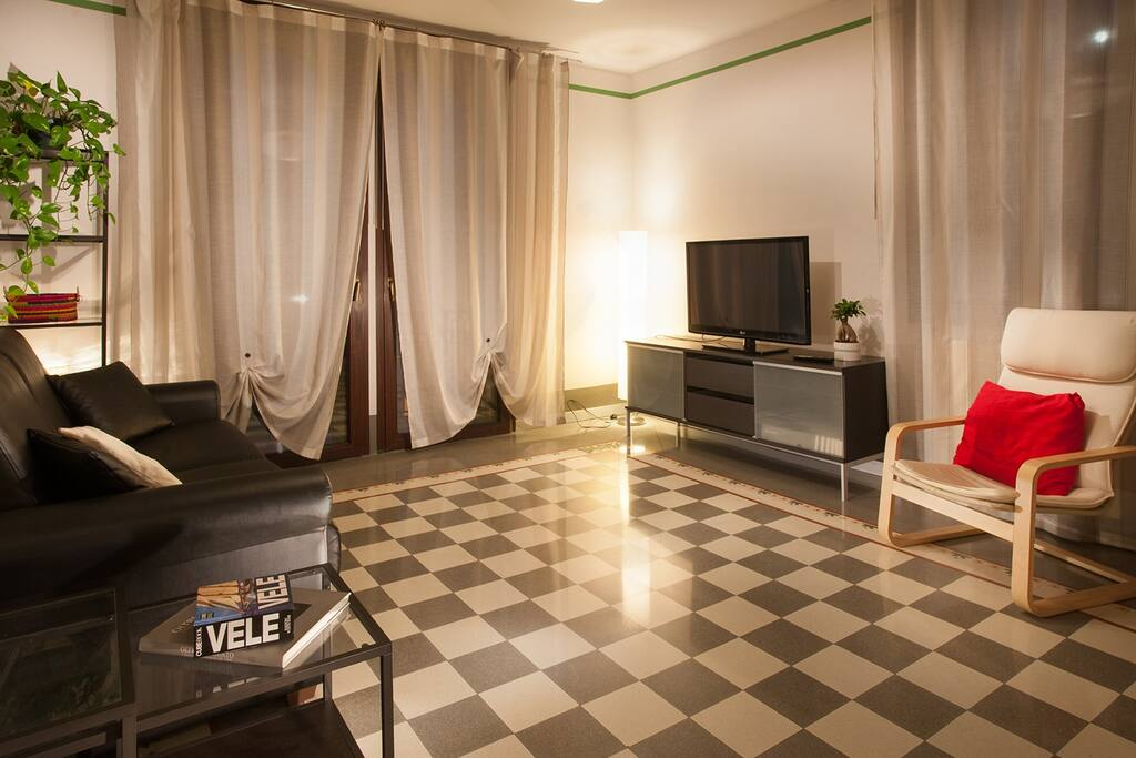 Livingroom & bedsofa