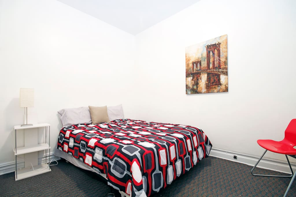 3 BR apartment Crown Heights, BKLYN