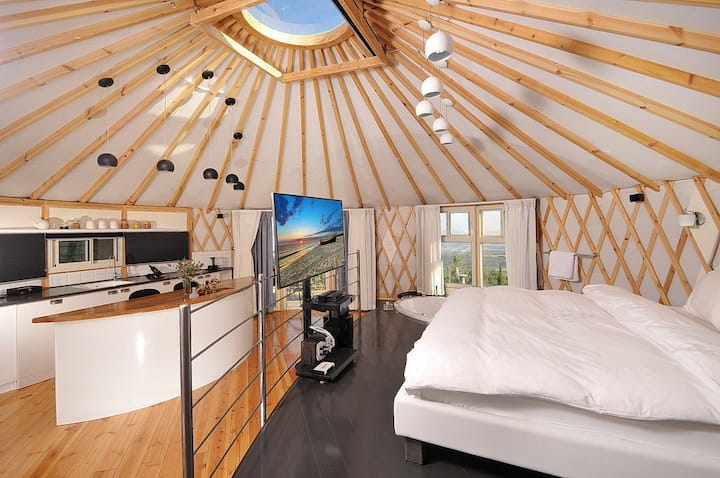 Presidential Yurt