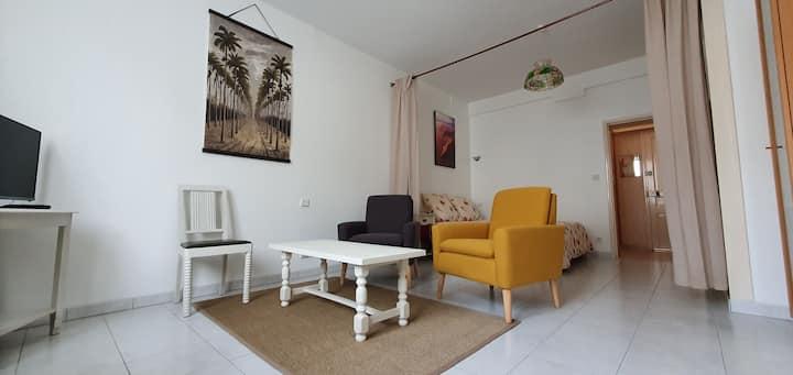 Appartement RdC proche Gare Saint-Pierre-des-Corps