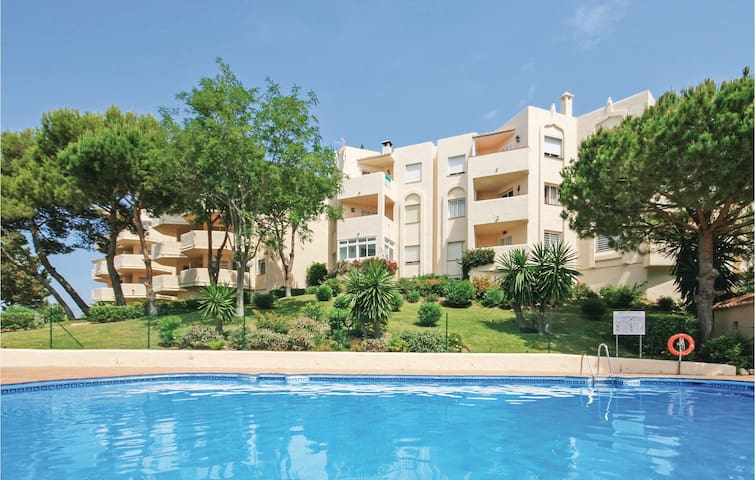 Holiday apartment with 2 bedrooms on 68m² in Ribera del Sol