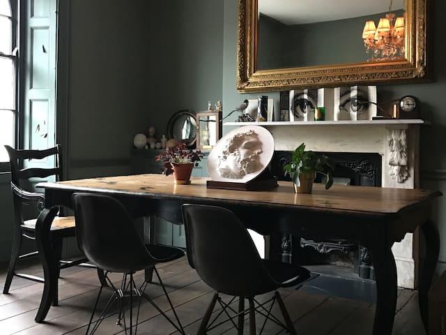 Designer's Home in Angel