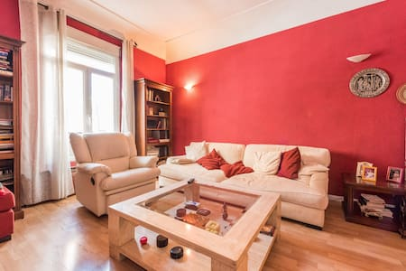 Habitación Plata. Barrio Salamanca - Madrid - Apartment