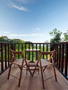 Cosy double room with amazing views - Μούρεσι - Bed & Breakfast