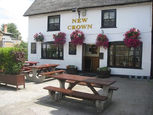 17th century Pub rooms to let - Whittlesey - Other