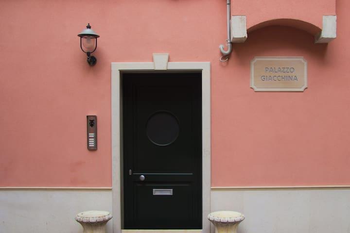 Palazzo giacchina