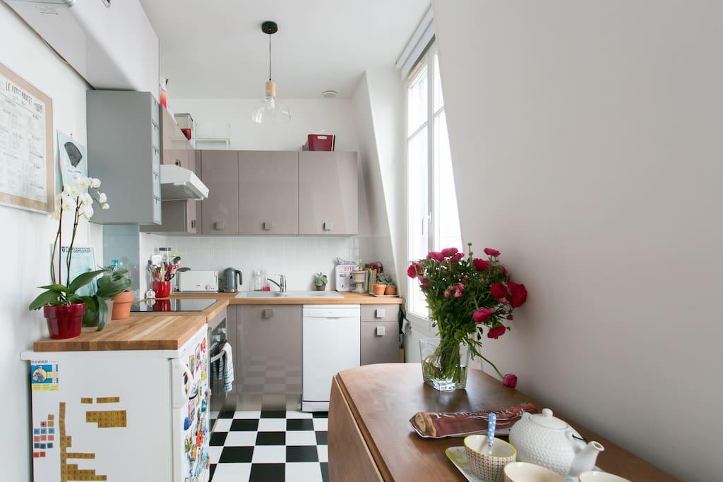 Location Appartement Batignolles