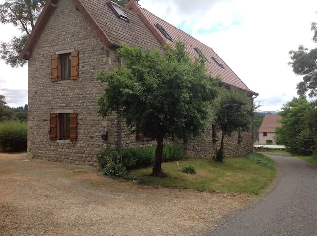 Country house in southern Burgundy - Vendenesse-lès-Charolles - House