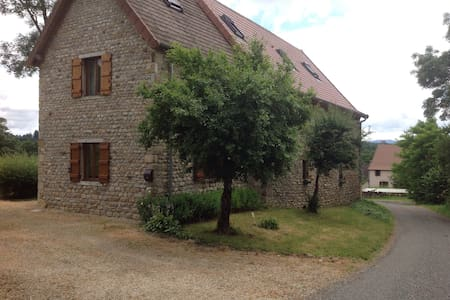 Country house in southern Burgundy - Vendenesse-lès-Charolles - Hus
