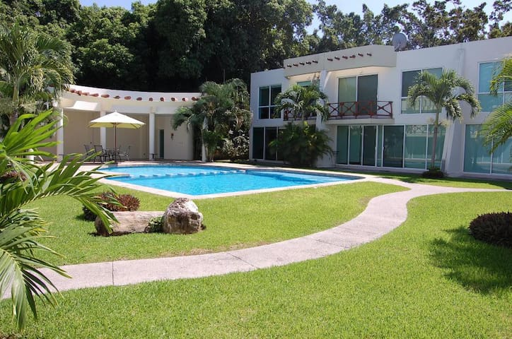 Villa Green Canal , Nuevo Vallarta - Puerto Vallarta - Villa