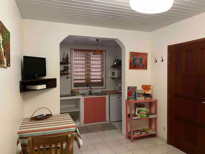 Studio meublé en Guyane